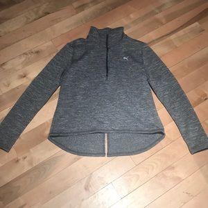 PUMA Quarterzip Sweatshirt